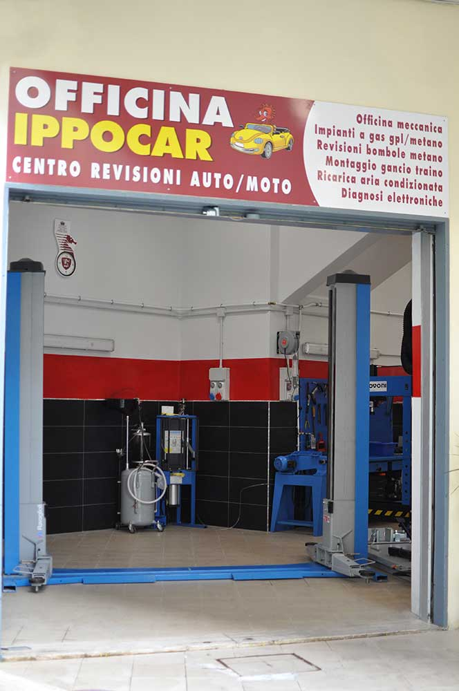 Officina IppoCar Salerno